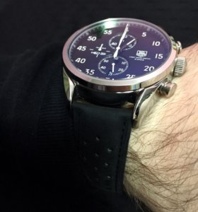 Часы TAG HEUER. Мужские. Швейцарский механизм.
