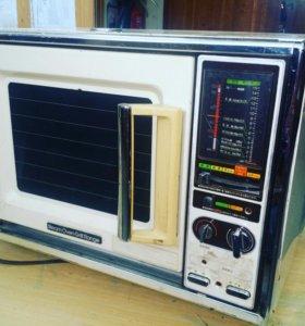 Микроволновая печ-духовка. Toshiba er-698s
