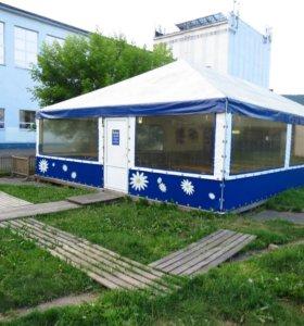 Продам шатер ( летнее кафе)
