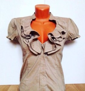 Рубашка натуральны лен