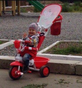 детский велосипед фишер прайс