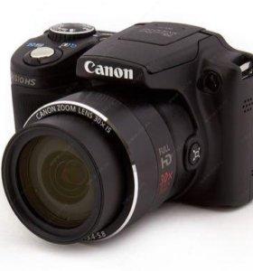 Камера Canon PowerShot SX500 IS
