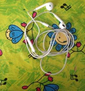 Гарнитура iPhone 4,4s