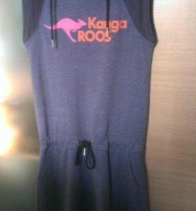 Платье  Kangaroos новое
