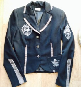 Пиджак  школьный