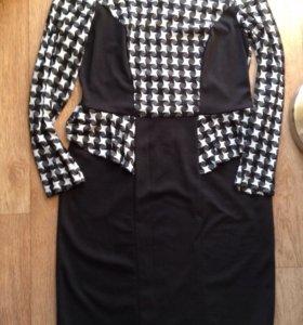 Платье трикотажное 48-50