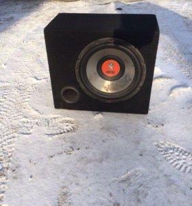 Продам Сабвуфер Mystery с MacAudio MPX 2000