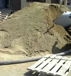 Песок с доставкой