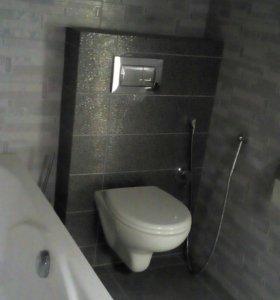 Ремонт ванной комнрты