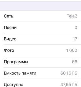 Айфон 5 64 Гбайт