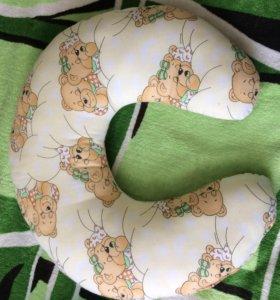 Подушка и круг
