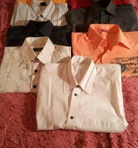 Рубашки 100.и 50 р