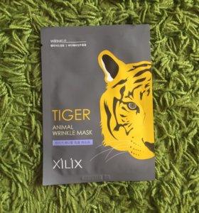 Маска тигр от морщин