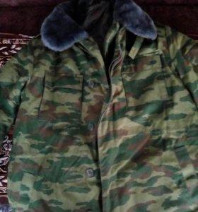 Костюм зимний военный