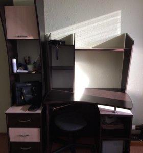 Срочно продаётся Компьютерный стол.