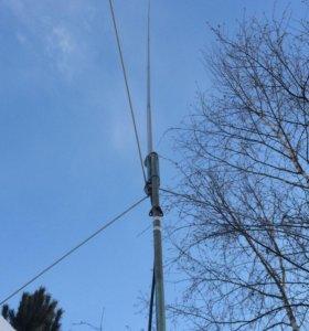 Радиолюбительская антенна 144-147мгц 5/8 лямбда