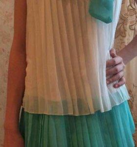 Летнее платье на выход
