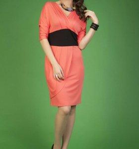 Платье новое, вискоза