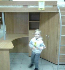 НОВЫЙ Гарнитур для детской комнаты