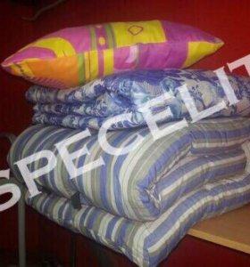 Спальные Комплекты,Матрас,Подушка  Одеяла, белье