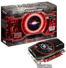 Видеокарта Amd Radeon HD7770