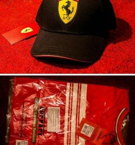 Лицензионный, оригинальный Ferrari комплект