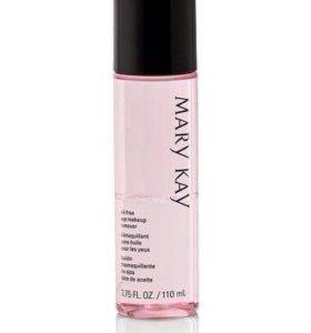 Обезжиренная жидкость для снятия макияжа MK