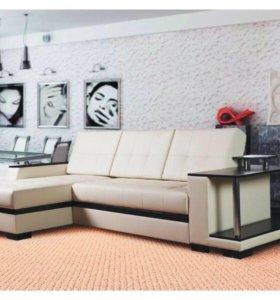 Угловой диван 3 в 1