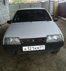 ВАЗ 21099 1.5МТ, 1997, седан