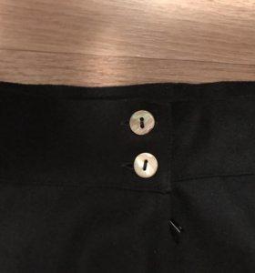 Итальянская шерстяная юбка, новая!