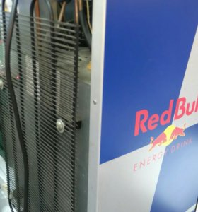 Маленький холодильник ред бул