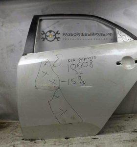 ДВЕРЬ ЗАДНЯЯ ЛЕВАЯ KIA CERATO / КИА СЕРАТО 010608