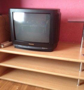 Телевизор б-у с пультом