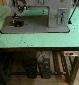 Машинка промышленная ажур . Обувное оборудовани