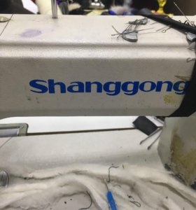 Одноигольная прямостроч. машина Shanggong GC5550H