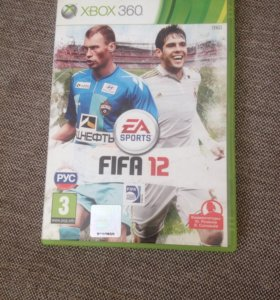 Fifa12 Xbox 360