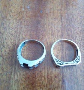 кольца ( серебро)