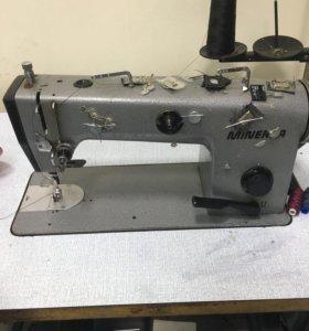 Универсальная промышленная швейная машинка MINERVA