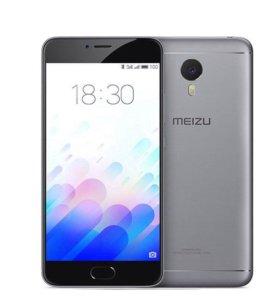 Meizu M3S mini 16 gb grey