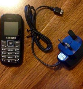 Новый телефон Samsung GT-E1200