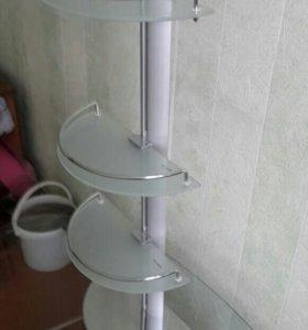 Полка для ванной комнаты