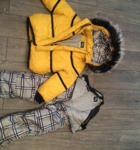 Куртка и штаны зимние Gulliver