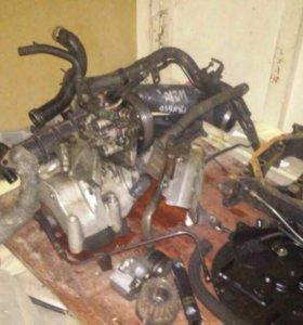Двигатель хендай сантафе2 литра