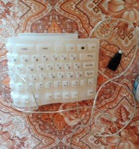 Клавиатура Силиконовая.