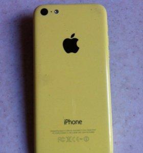 Продам iPhone 5c 32 Гб