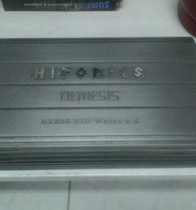 Усилитель HIFONICS NX880