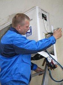 Ремонт кондиционеров и сплит систем обслуживание