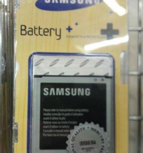 Аккумулятор Samsung S4