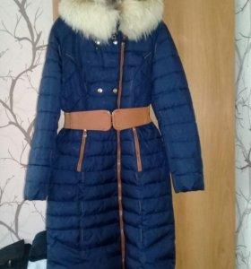 Пуховик-Пальто.