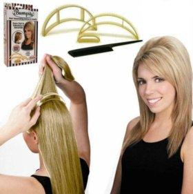 заколка для объема волос Bumpits голливудская прич